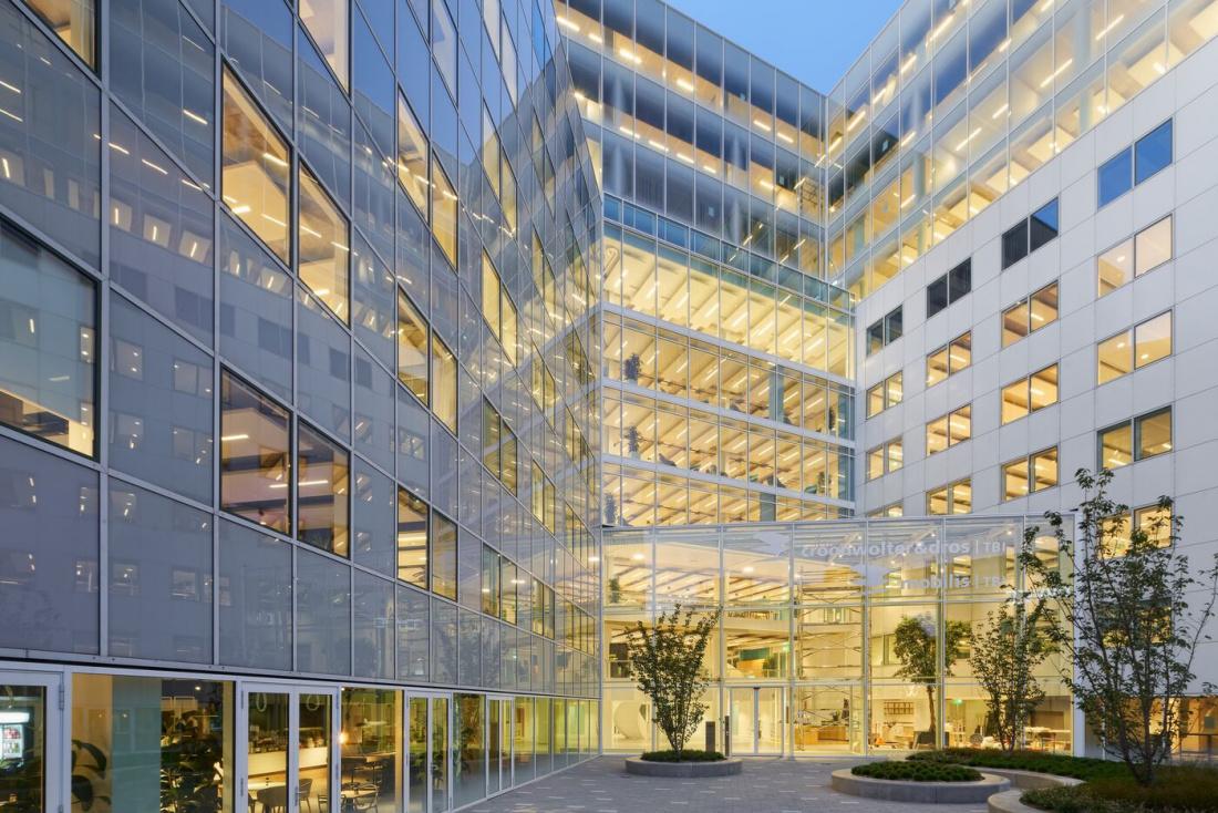 duurzaam gezond gebouw