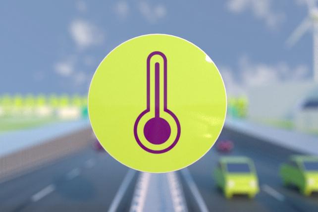 Een infra-project krijgt een extra duurzaam en innovatief karakter als duurzame energie lokaal wordt opgeslagen.