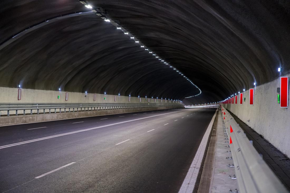 integrale technologische infrastructuur oplossingen voor tunnels