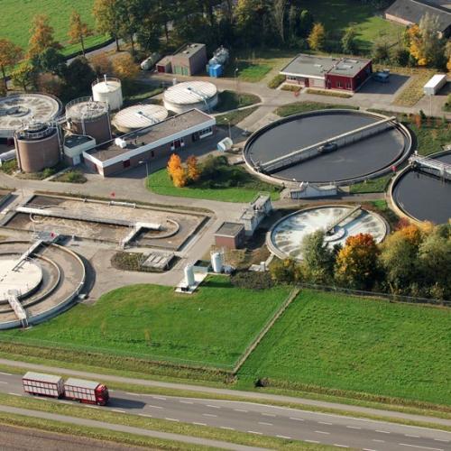 Bouwteam voor een zoetwaterfabriek voor het project S.C.H.O.O.N. en de ozoninstallatie voor een Collectieve Zuivering op Afvalwaterzuiveringsinstallatie (AWZI) Nieuwe Waterweg